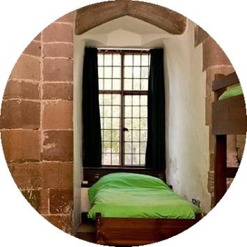 Лучший хостел Англии: St Briavels Hostel в Глостершире