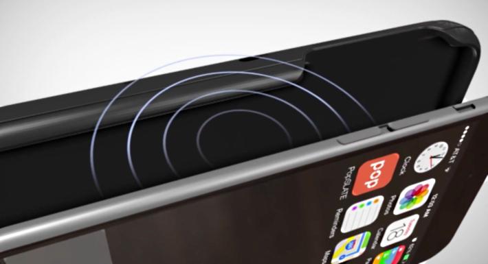 Чехол Popslate: Второй экран для твоего iPhone