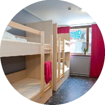 Лучший хостел Финляндии: Dream Hostel в Тампере