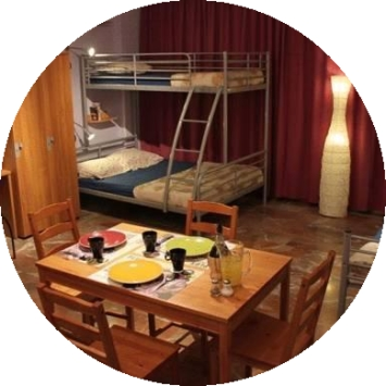 Лучший хостел Италии: Plus Hostel во Флоренции