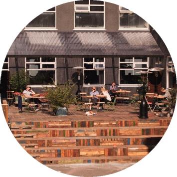 Лучший хостел Исландии: Kex Hostel в Рекьявике