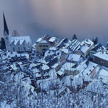 Лучшее в Австрии: Гальштат