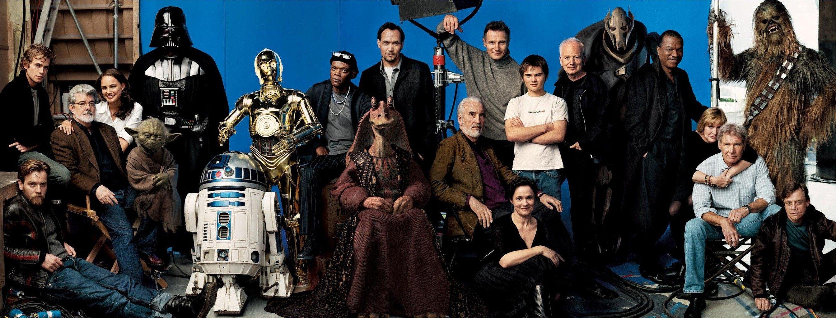 звездные войны все актеры