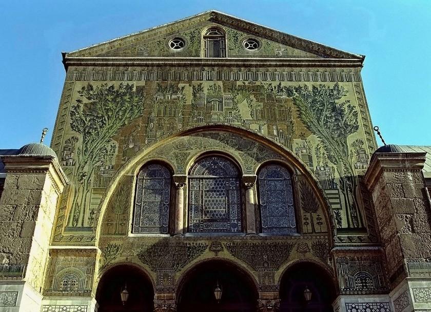 Самые древние города: Дамаск. Сирия