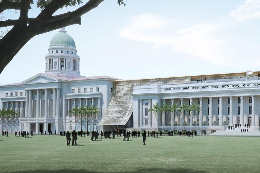 Новые достопримечательности: Крупнейшая галерея в Азии