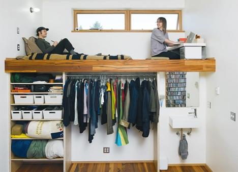 Как обставить маленькую квартиру: Гостиная и спальня