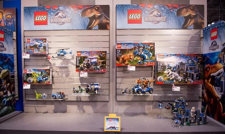 """Наборы Lego """"Мир Юрского периода"""""""