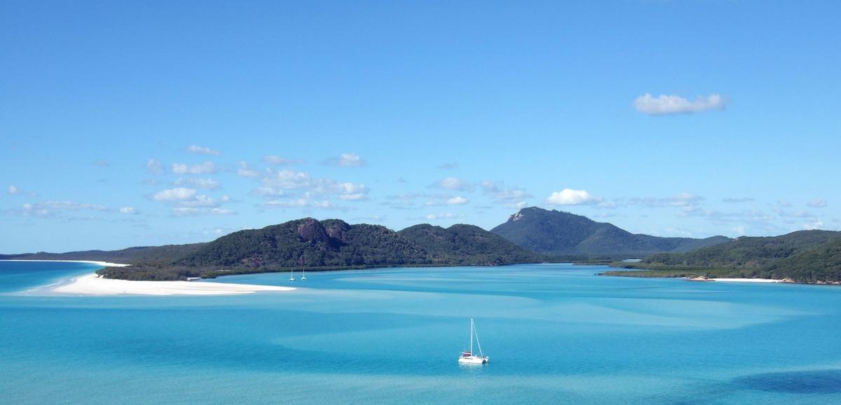 Лучшие пляжи 2015: Whitehaven Beach – 9 место