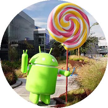 Второй факт. Android не всегда был «десертным»