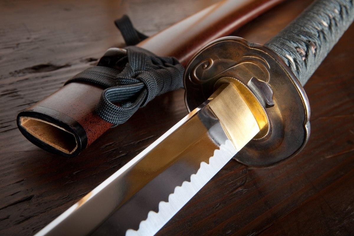 Легендарные мечи: Кусанаги-но цуруги