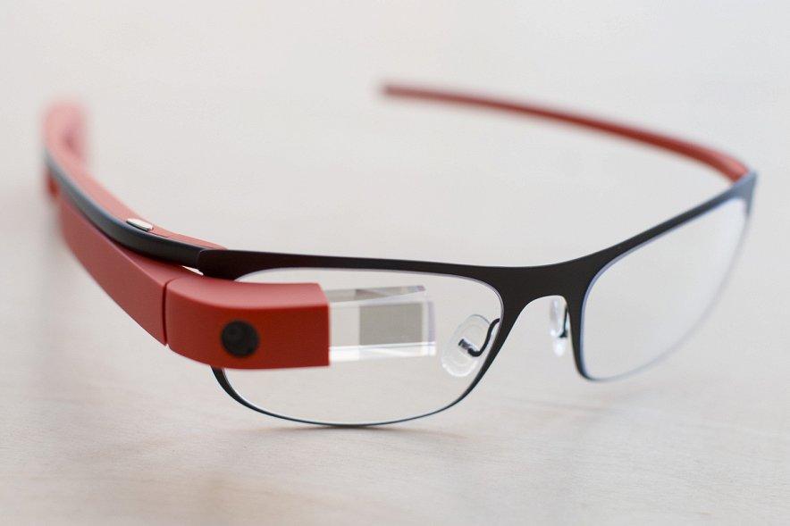 Новые Google Glass Ray-Ban