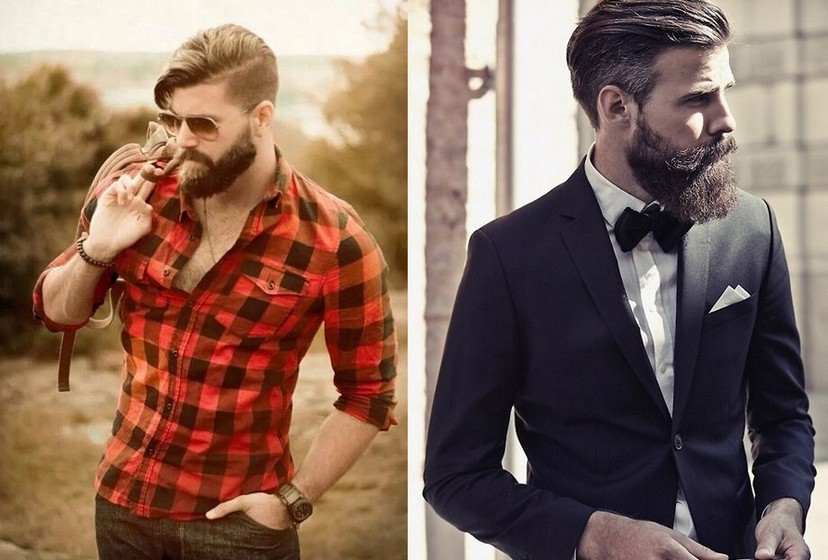 Ламберсексуал: Латентный метросексуал и борода
