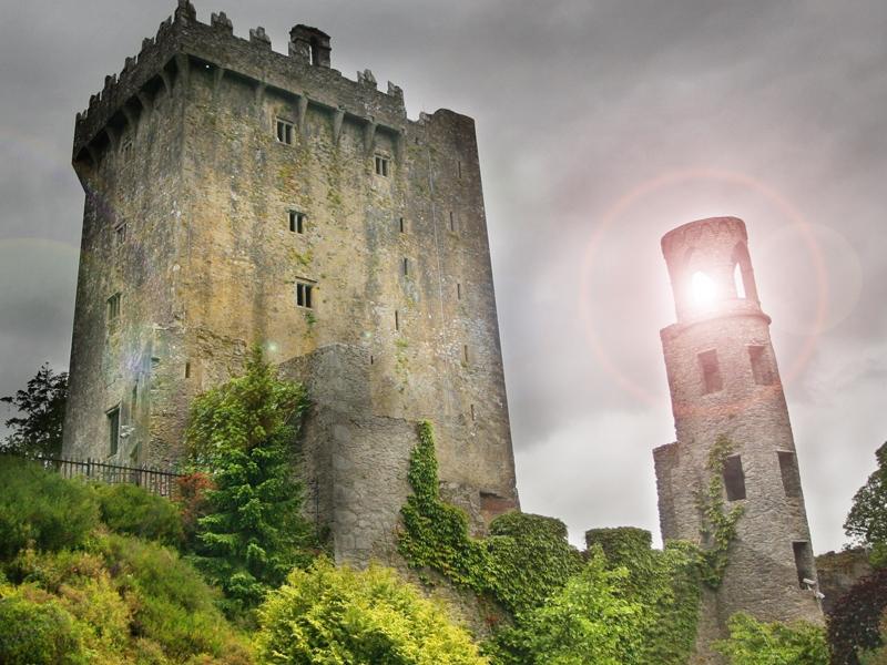 Вернись в Средневековье в замке Бунратти