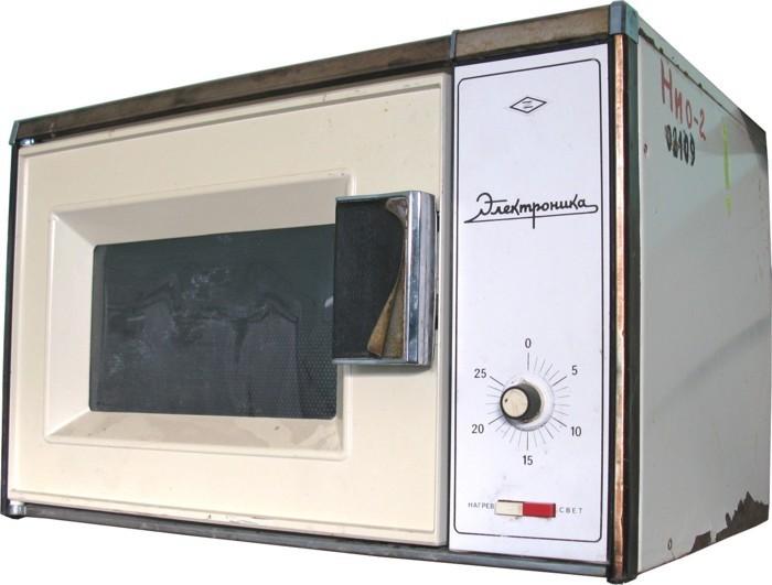Советские микроволновки