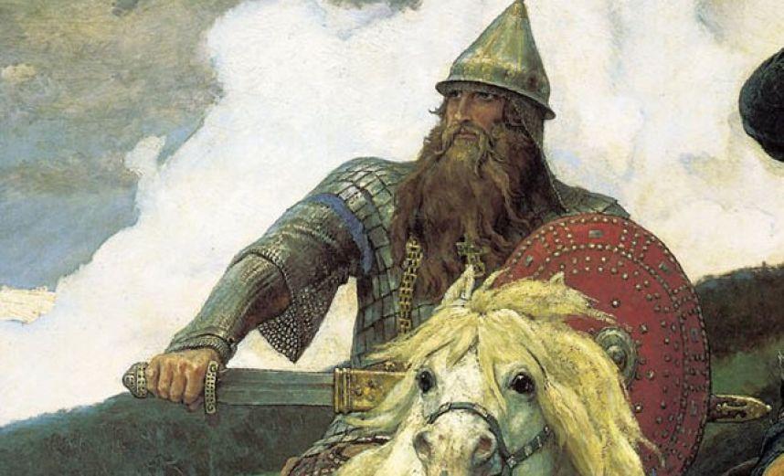 Легендарные мечи: Меч-кладенец