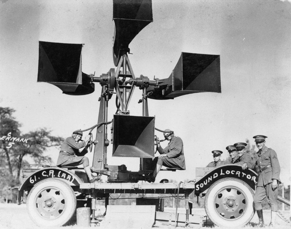 боевые военные трубы