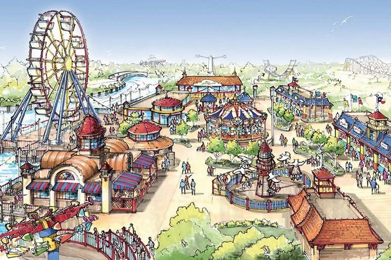 Новые достопримечательности: Парк развлечений по-техасски