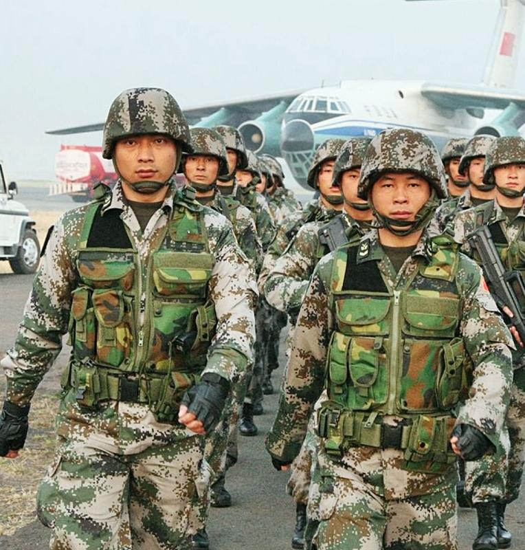 Самые дорогие армии. Китай – 188 000 000 000 долларов в год
