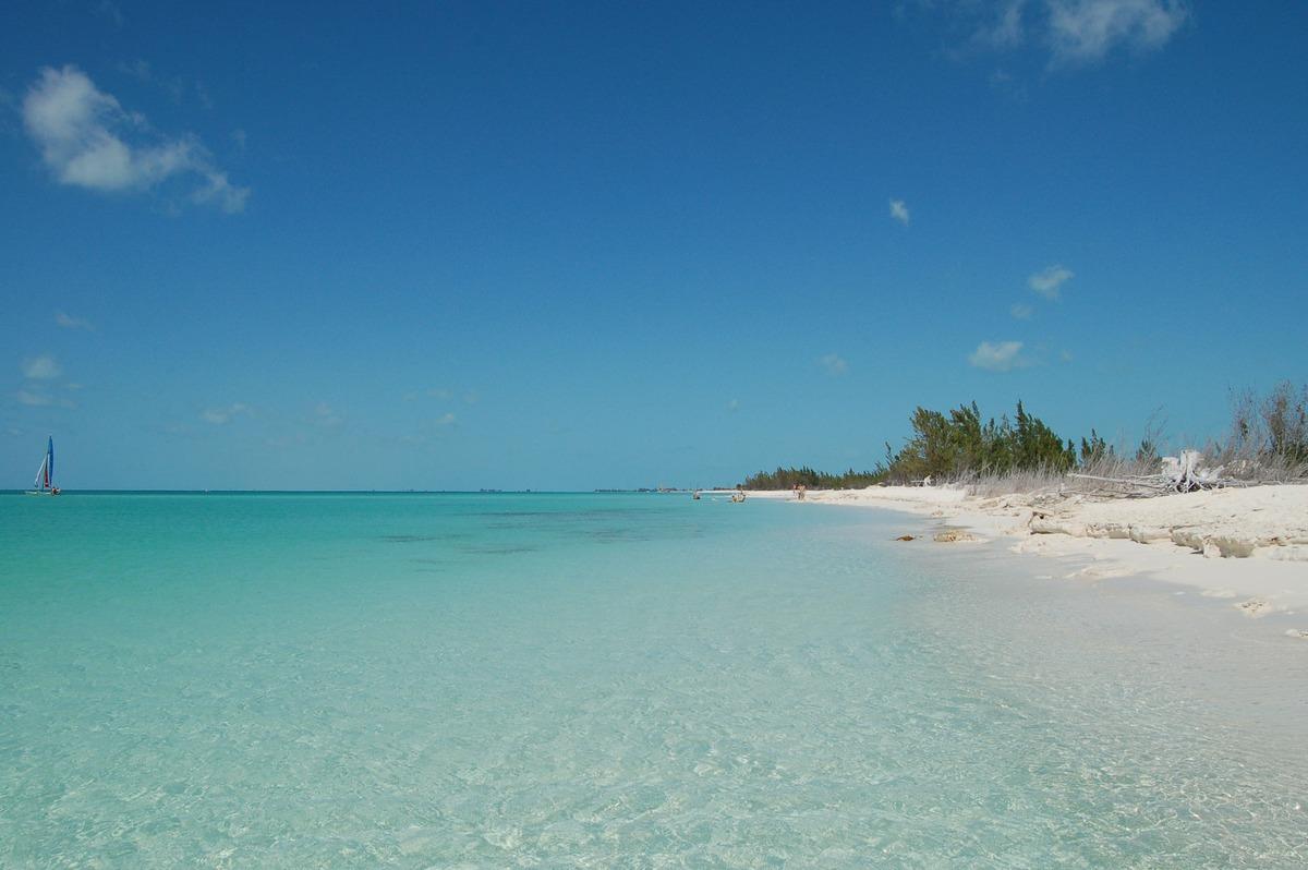 Лучшие пляжи 2015: Playa Paraiso – 4 место