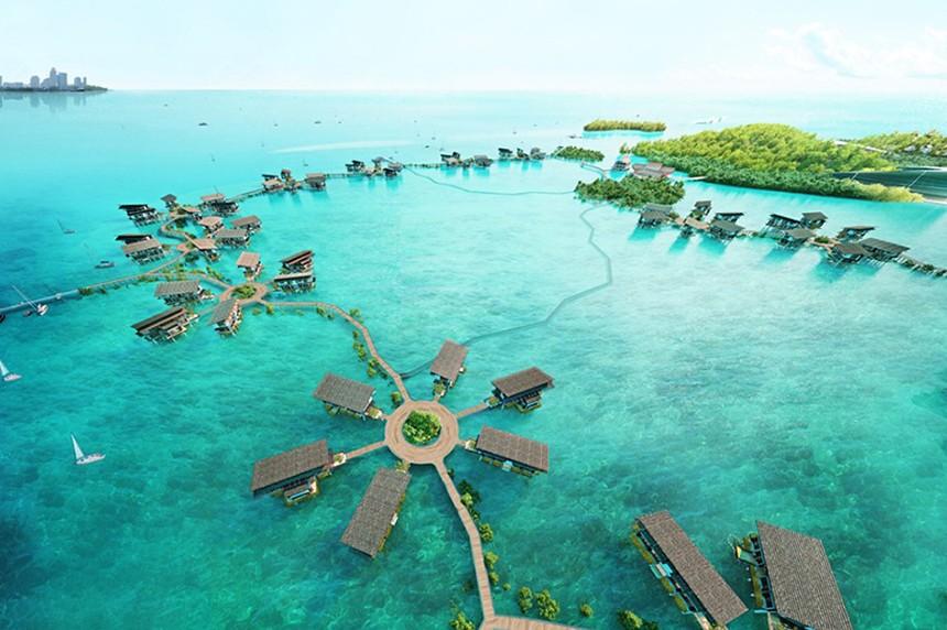 Новые достопримечательности: Индонезийский парк Funtasy Island