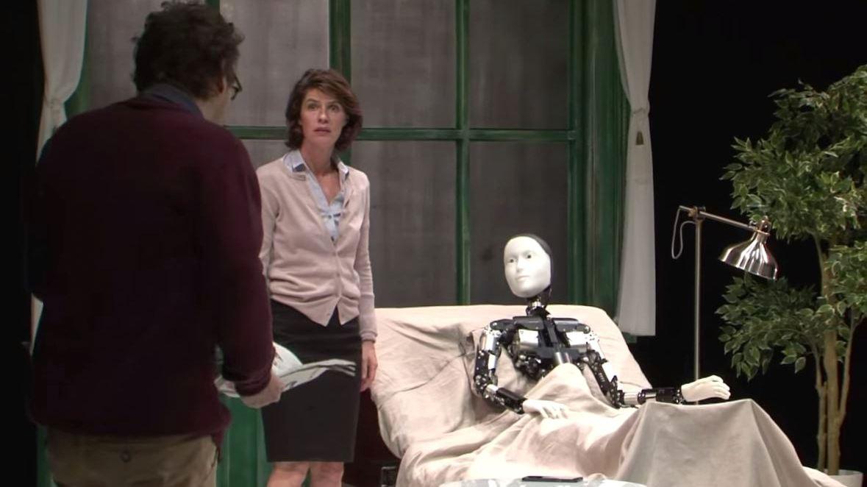 Работа для робота: Актер
