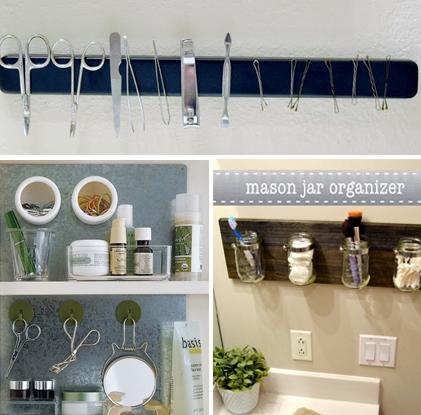 Как обставить маленькую квартиру: Ванная комната