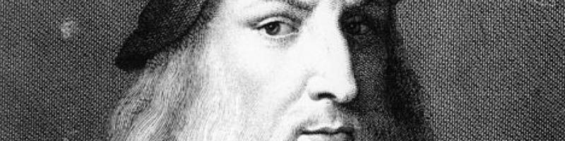 Девятый факт: Библия помогла да Винчи