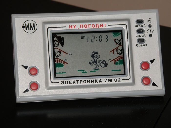 Советские игровые консоли «Электроника»
