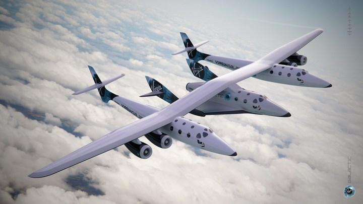 Полеты Virgin Galactic