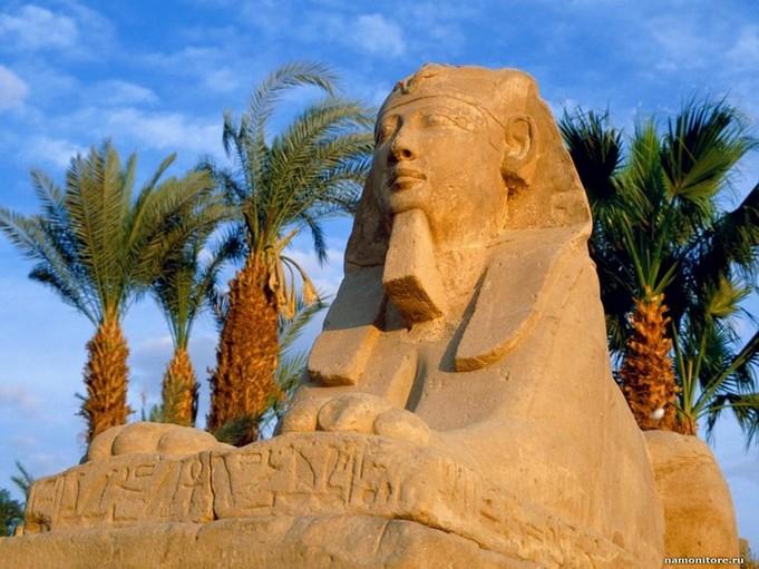 Отпраздновать День рождения в Египте
