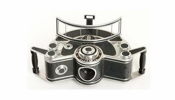 Первая панорамная камера