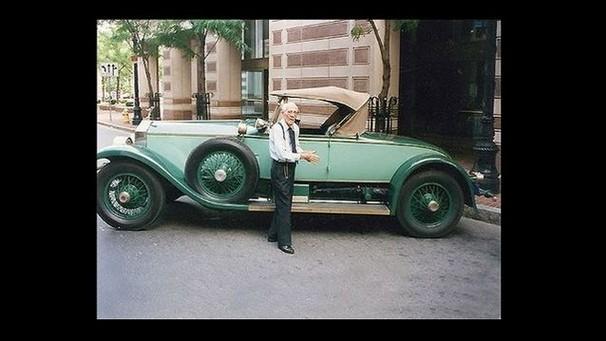 Господин Свифт и его Rolls-Royce