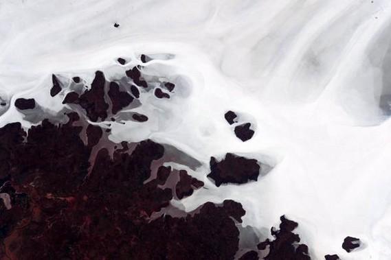 Интересные фото Земли из космоса