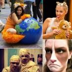 Интересные идеи и костюмы на Хэллоуин