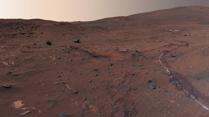Марсианский день