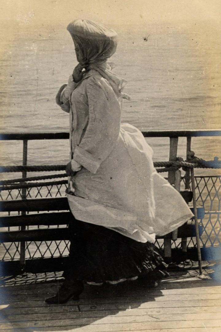 Пляжная мода 1906 года