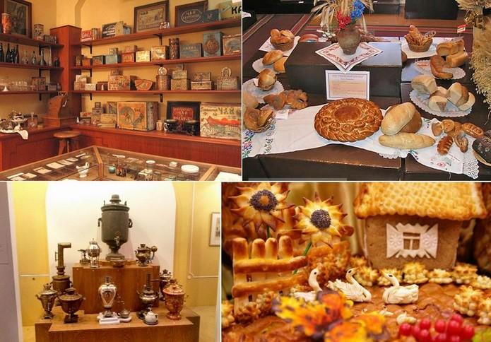 Музей хлеба в Санкт-Петербурге
