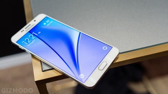 Новый Galaxy Note 5