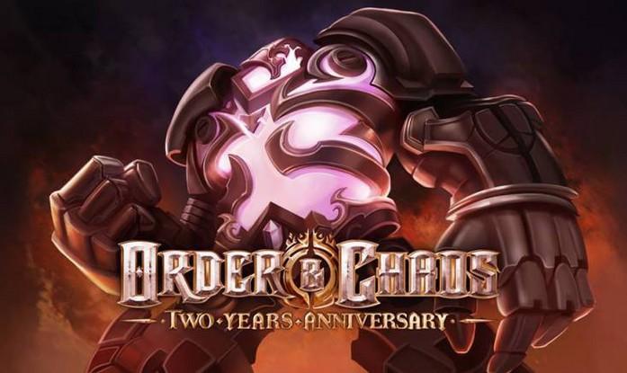 Игра на андроид - Order Chaos Online