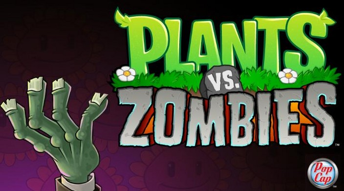 Игра на телефон андроид - Plants vs. Zombies