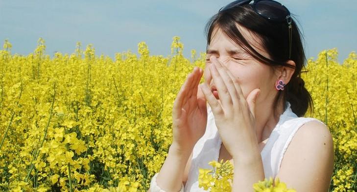 Подавление аллергии