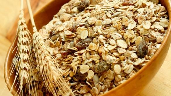 Зерновые продукты на завтрак